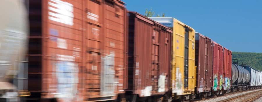 Rail traffic data for the week ending September 25